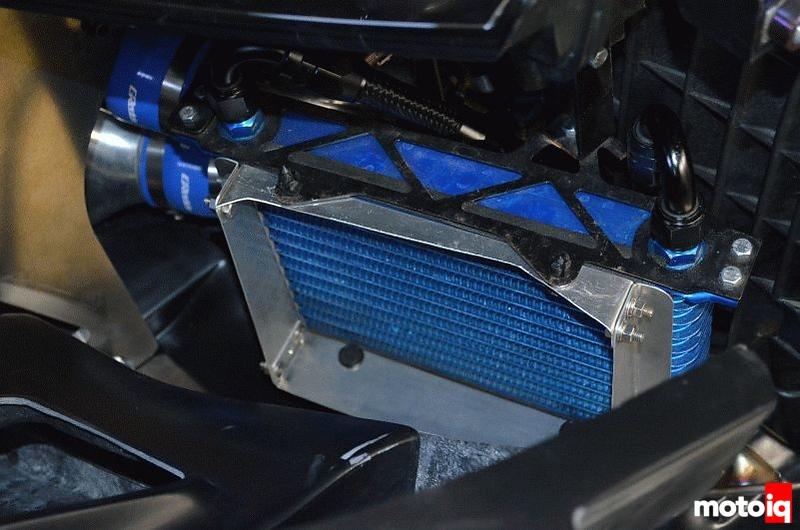 greddy 35rx oil cooler