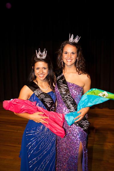Miss Cherryville 2014