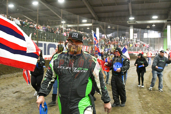 1-18-2020 PARADE of FLAGS SATURDAY CHILI BOWL NATIONALS