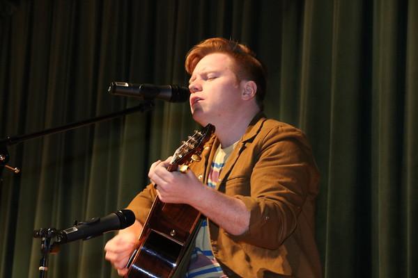 Leeland performs