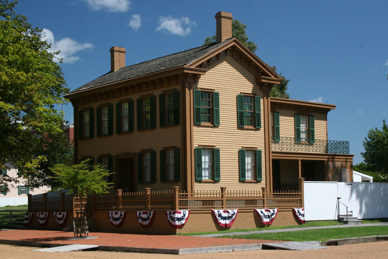 Lincoln Home National Historic Site (IL)