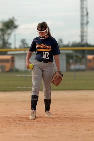 Emereau 21 Bladenboro softball 5/10/21
