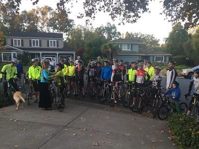 Chris Hansen Memorial Ride