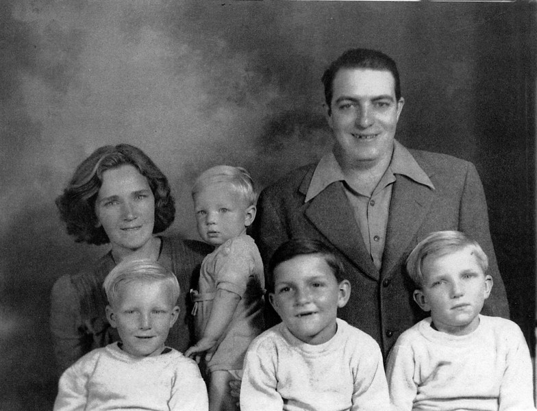 Dwight & Alice Foote family