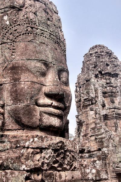Bayon Temple - Angkor Archaeological Park