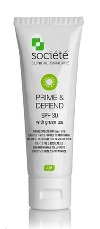 Use Prime & Defend everyday to protect your face from sun damage. It's another skin cancer travel tip from My Itchy Travel Feet.
