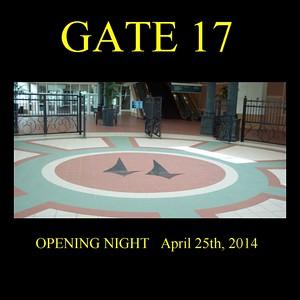 Gate 17