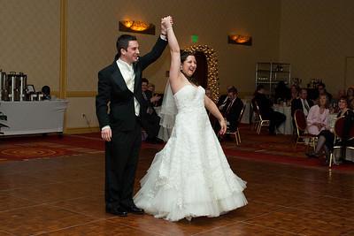 Kristin & Mark @ The Marriott Hunt Valley Inn (Hunt Valley, MD)