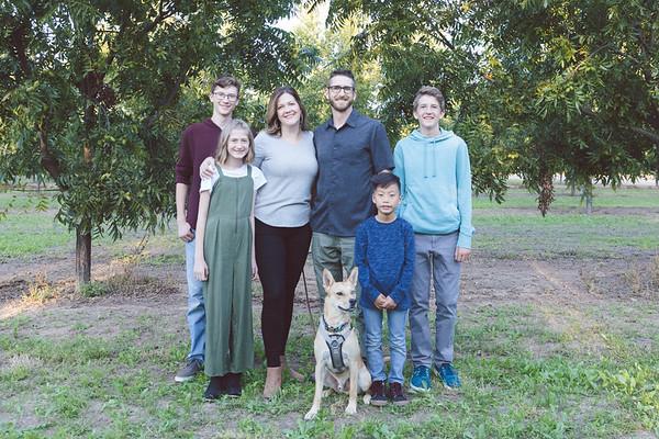 The Leonard Family