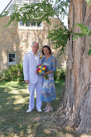 Petoskey, Michigan Emmanual Episcopal Church Wedding