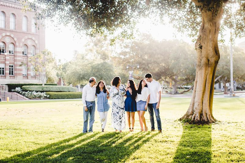 Alisha's Family