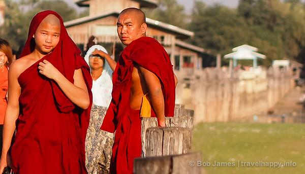Myanmar Travel 2012