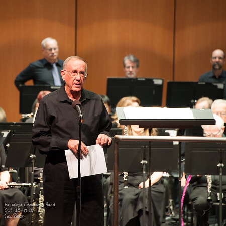 Saratoga Community Band Concert