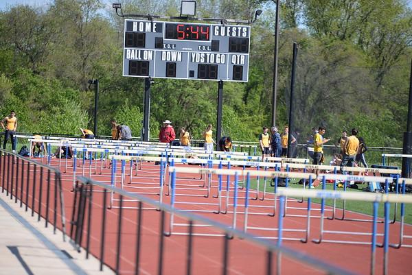 Girls' Track & Field: GA vs Penn Charter
