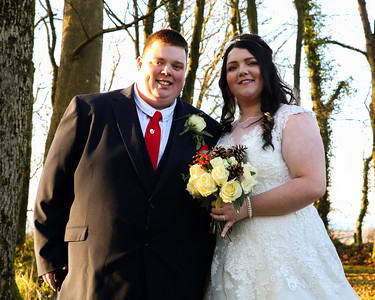 Mr & Mrs Williamson Wedding 2019