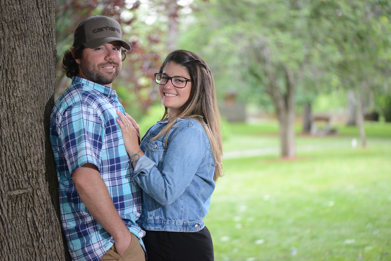 Courtney Caras and Mike Caudle - July 11th 2019