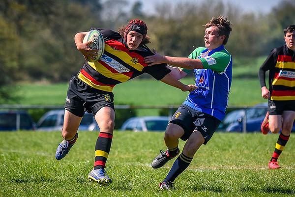 Overton u16 v Eastleigh u16