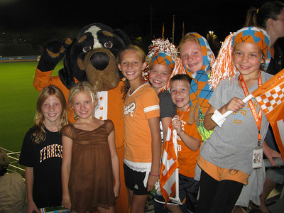 Oct. 8-9, 2011 UT Soccer/Football