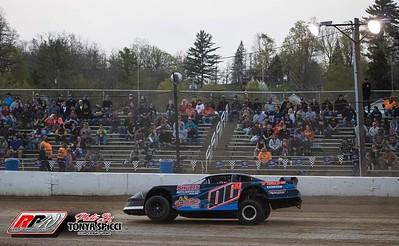 Fonda Speedway - 4/24/21 - Tonya Spicci