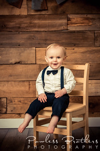 Jace Uebelhart 1 Year Portraits