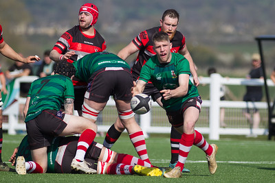 Cheltenham Rugby V Midsomer Norton - 30th March 2019