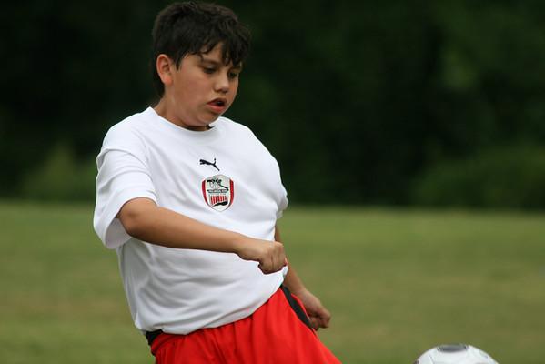 U-12 Fall Season 2008/Tanner's Team
