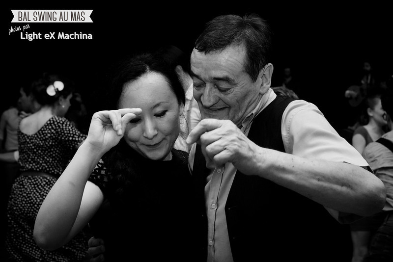 Grand Bal Swing au MAS avec The Jellyrolls Combo  © Light eX Machina, 2014. All rights reserved.
