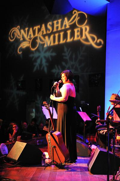 Natasha Miller Holiday Concert - 2011
