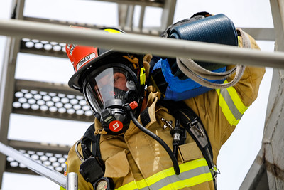 3M Scott Firefighter Combat Challenge FDIC 2019