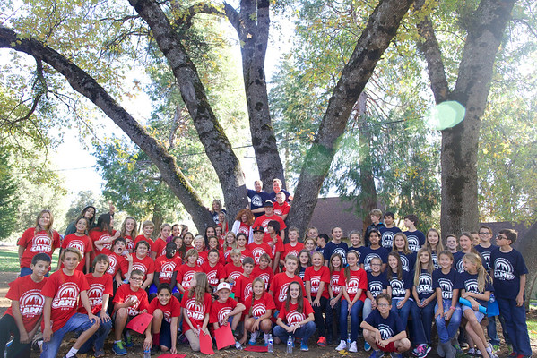 6th Grade Camp 2014