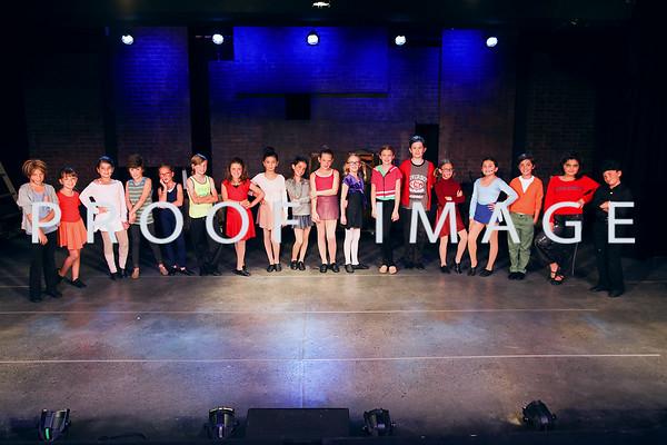 A Chorus Line - Shubert Cast