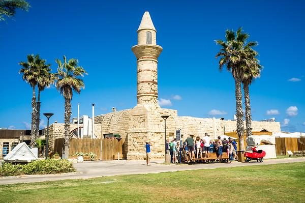 Polycom at Caesarea