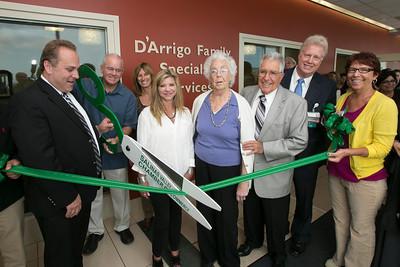 NMC D'Arrigo Family Opening