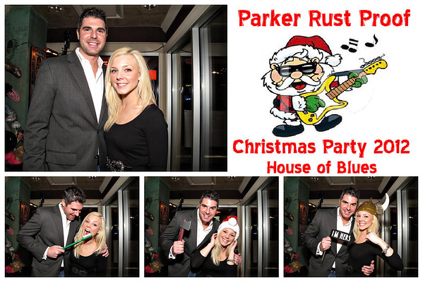 Parker Rust Proof Holiday Photo Booth HD Video