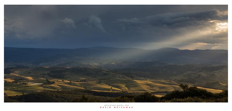 Sunset Kanimbla Valley