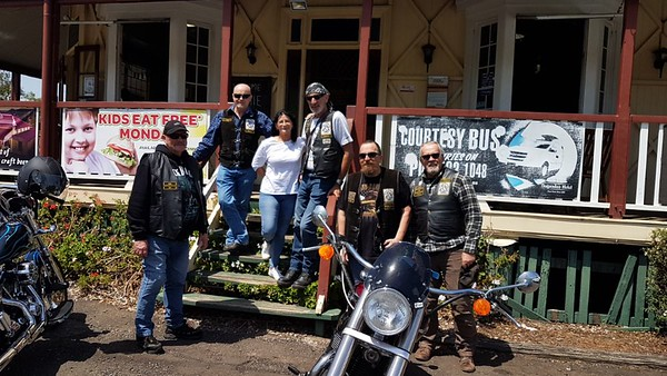 West Ride to Veresdale 191027