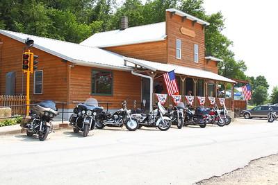 Ride to Sutliff, Iowa