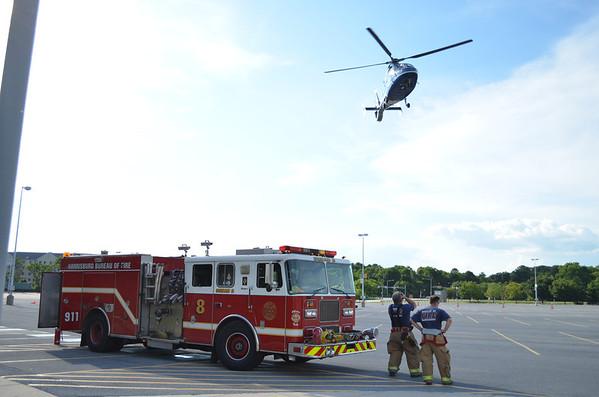 6/14/12 - Harrisburg, PA - Farm Show Parking Lot