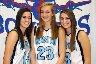 Girls Basketball Individuals