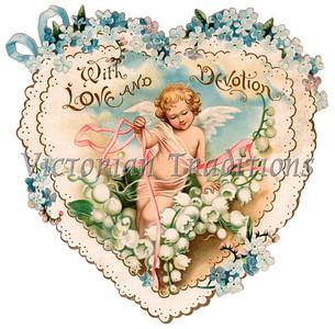 Vintage Romance, Love and Valentines