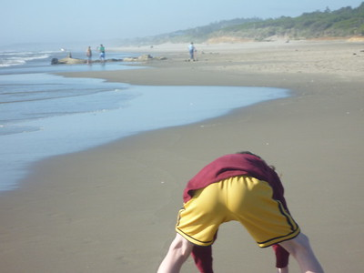 Oregon, Beachside State Park, July 3rd 2010