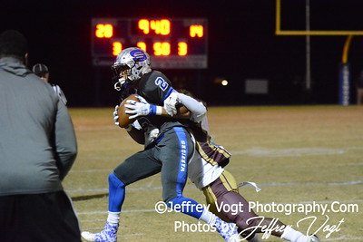 10-23-2015 Sherwood HS vs Paint Branch HS Varsity Football, Photos by Jeffrey Vogt Photography