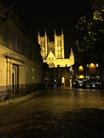 Lincoln Ghost Walk - 3rd November 2016