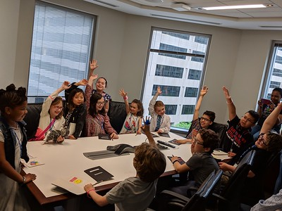 2019-4-25 Take our Kids to work day