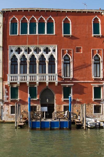 Molin Erizzo alla Maddalena Palace (15th century), Grand Canal,  Cannaregio  Venice, Veneto, Italy