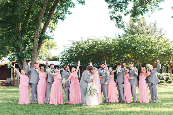Colby + Melissa | Homestead at Zion Wedding