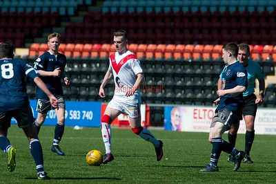 Airdrieonians v Queens Park 6 5 17