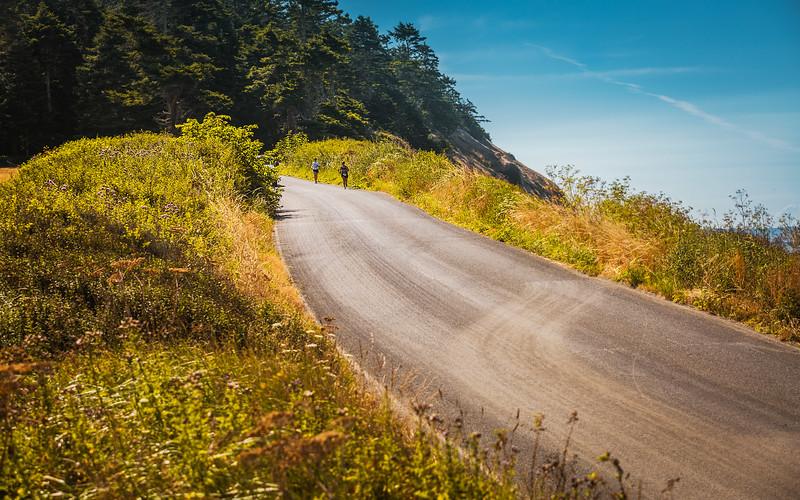 Whidbey Island Half Marathon 2015