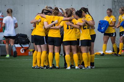 NKU Women's Soccer vs Robert Morris 9-14-2014