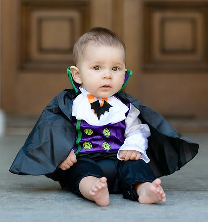 Angelo Halloween